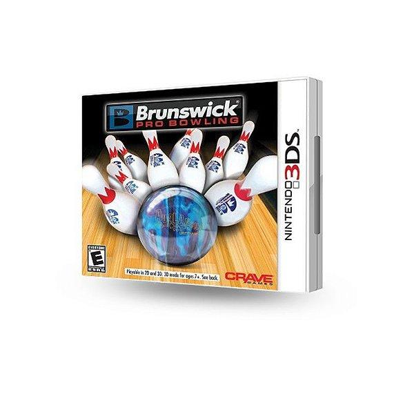 Jogo Nintendo 3ds Brunswick Pro Bowling