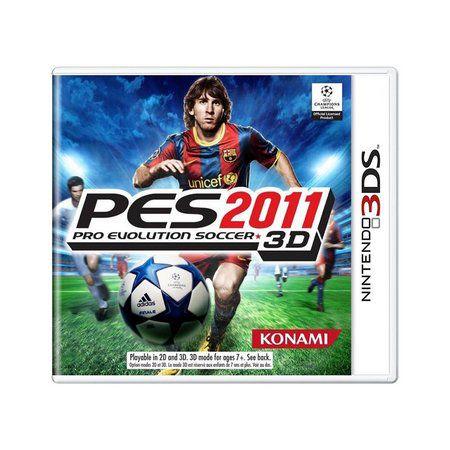 Pes 2011 Nintendo 3ds.