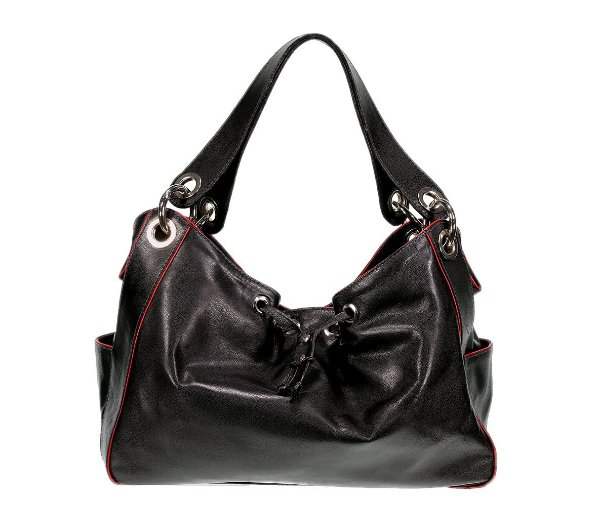 92711fe63d7bf Bolsa de Couro Feminina Lotus. Compre agora. Aqui - Comprar Bolsas ...