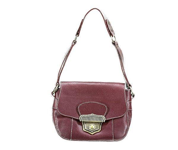 Bolsa Mini Bag Valentine Vinho