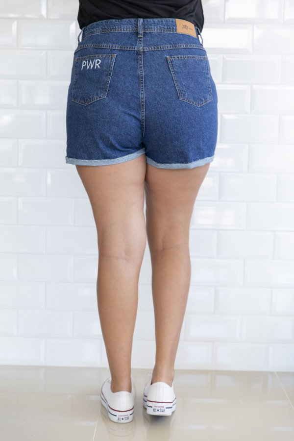 SHORTS MOM Jeans Vintage Daniela