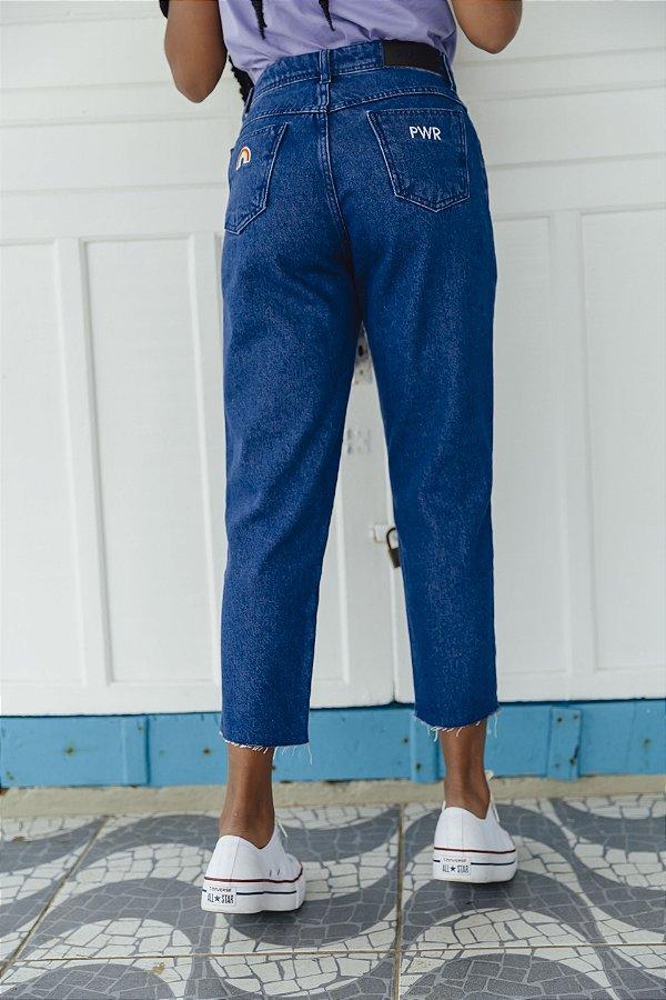 Calça Mom Jeans Eco Cycle Jéssica