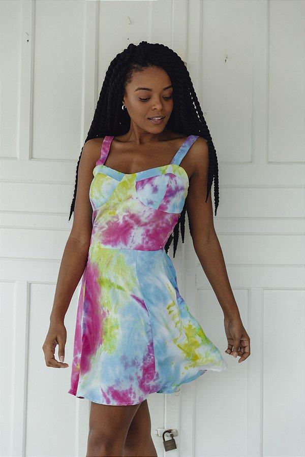Vestido Tiane Tie Dye