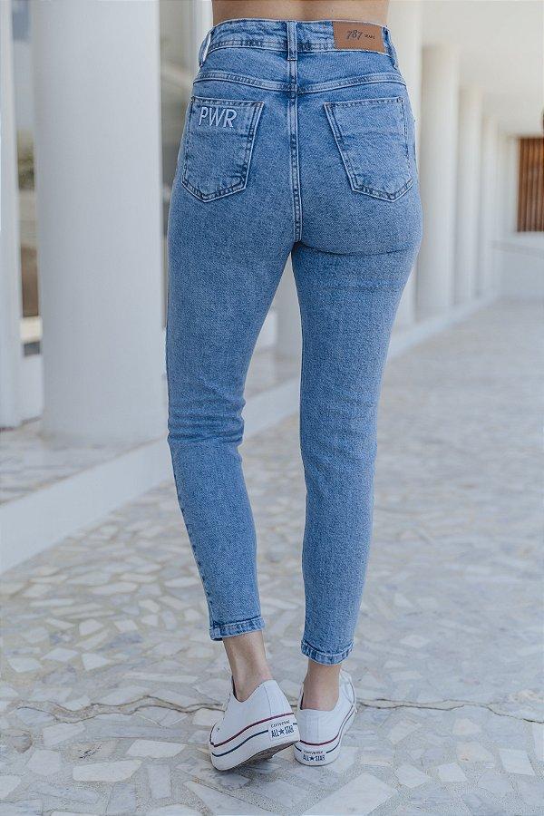 Calça Jeans SUPER Skinny com Elastano Luana