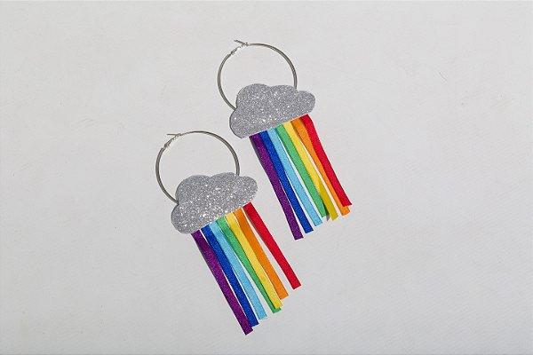 Brinco Nuvem Arco Iris