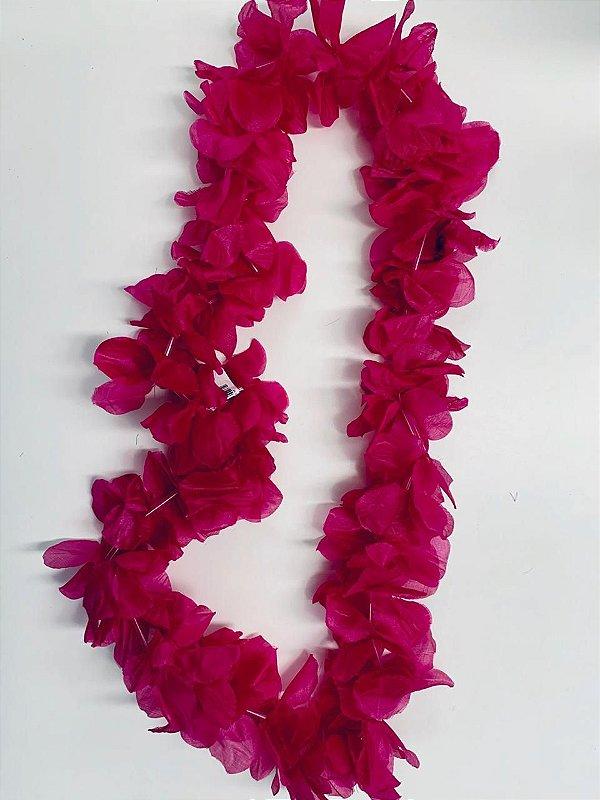 Colar Havaiana Pink