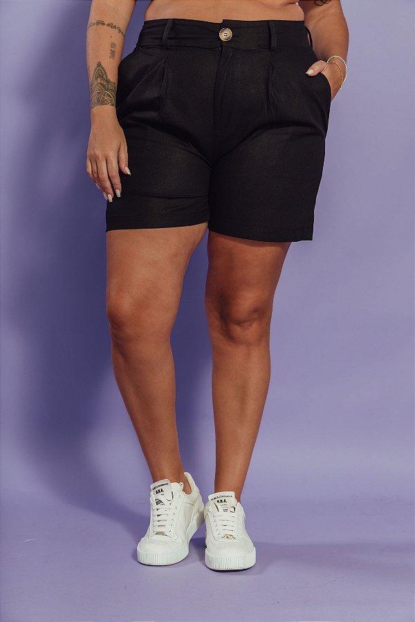 Shorts Alfaiataria Gabriela
