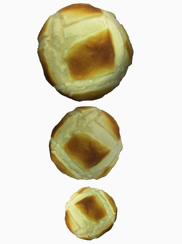 Pão italiano redondo artificial