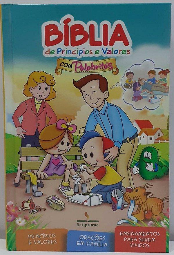 Bíblia Princípios e Valores