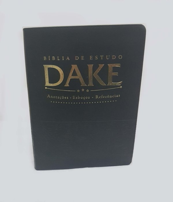 Bíblia Dake Almeida corrigida