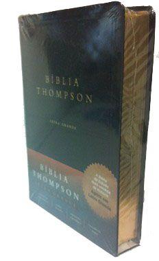 Bíblia De Estudo Thompson