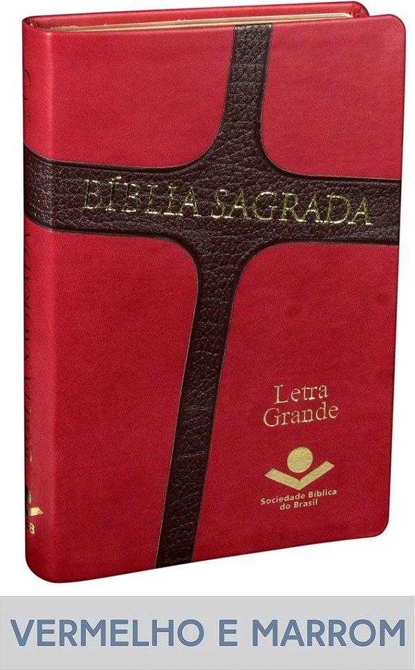 Bíblia Letra Grande SBB