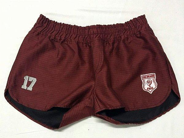 Shorts Tactel Forrado