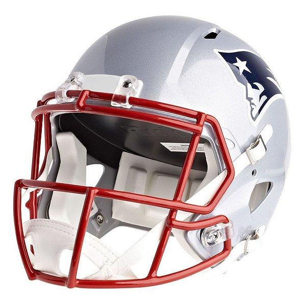 Mini Capacete Riddell NFL New England Patriots