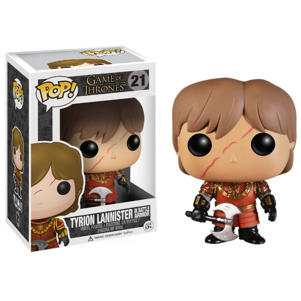 Boneco Funko Pop Game of Thrones Tyrion Lannister