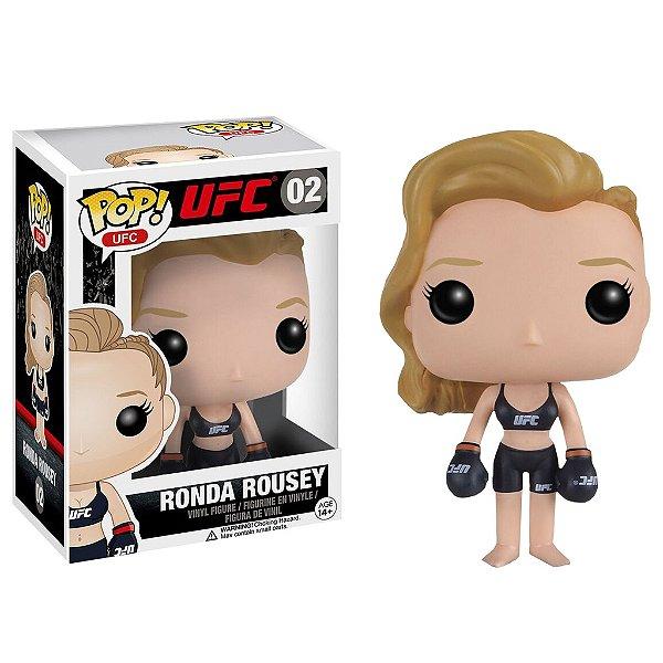 Boneco Funko Pop UFC Ronda Rousey