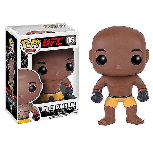 Boneco Funko Pop UFC Anderson Silva