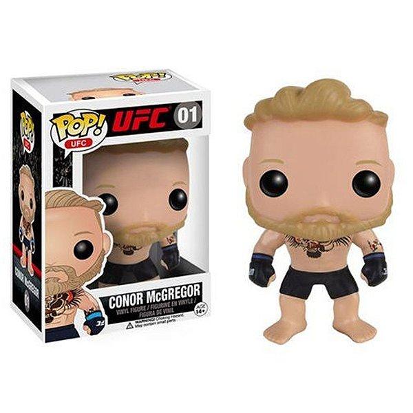 Boneco Funko Pop UFC Conor McGregor