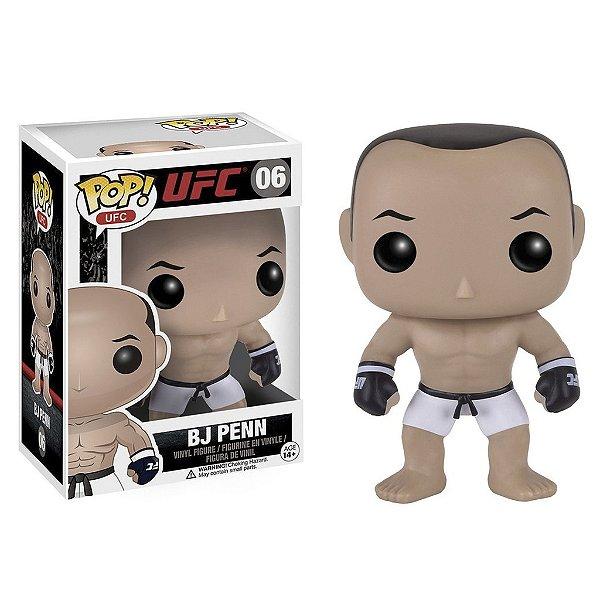 Boneco Funko Pop UFC BJ Penn