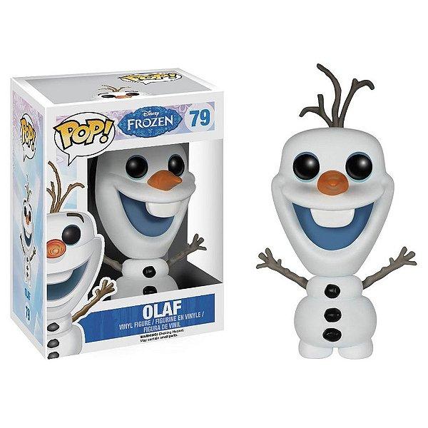 Boneco Funko Pop Frozen Olaf