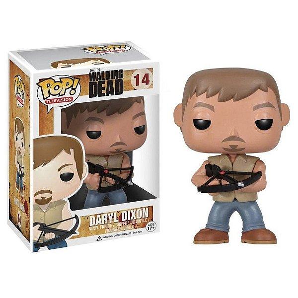 Boneco Funko Pop TV The Walking Dead Daryl Dixon