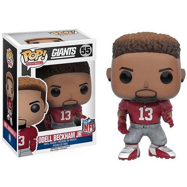 Boneco Funko Pop NFL Odell Beckham Jr Wave 3