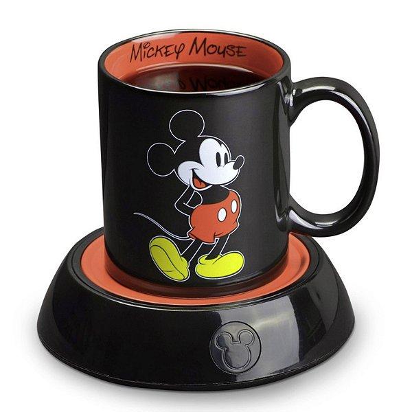 Caneca Disney Mickey Mouse com Aquecedor