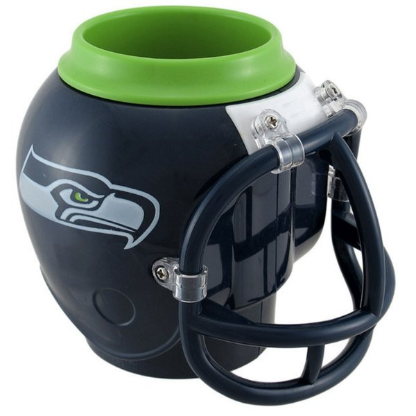 Copo Capacete NFL Seattle Seahawks 400ml