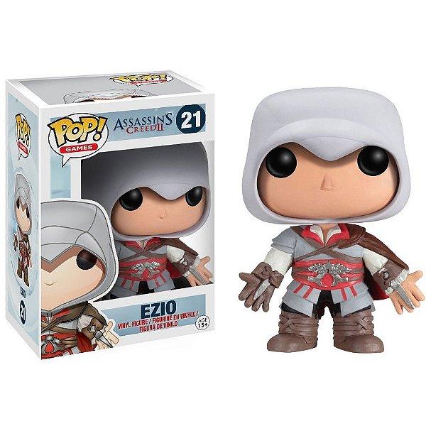 Boneco Funko Pop Games Assassin's Creed Ezio