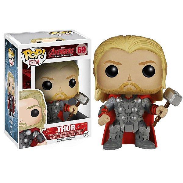 Boneco Funko Pop Avengers Thor