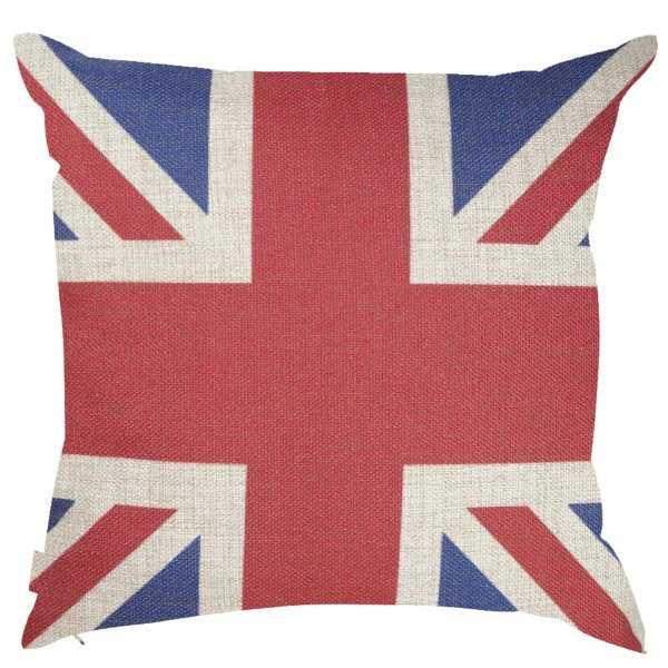 Almofada Britânica 45x45