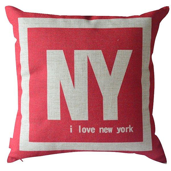 Almofada I Love New York 45x45