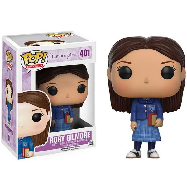 Boneco Funko Pop TV Gilmore Girls Rory Gilmore