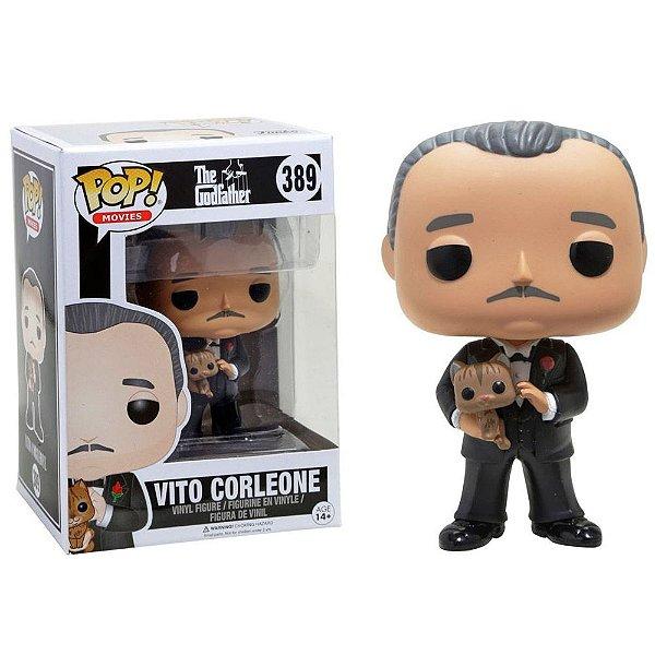 Boneco Funko Pop Movies O Poderoso Chefão Vito Corleone