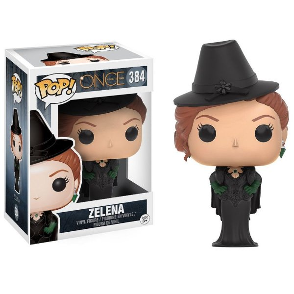 Boneco Funko Pop Once Upon a Time Zelena