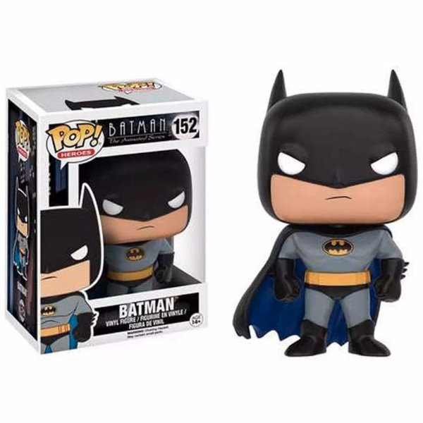Boneco Funko Pop DC Super Heroes Batman