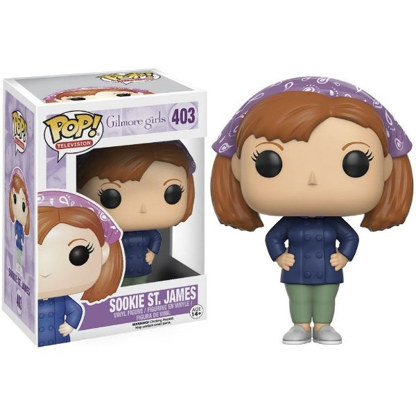 Boneco Funko Pop TV Gilmore Girls Sookie St James