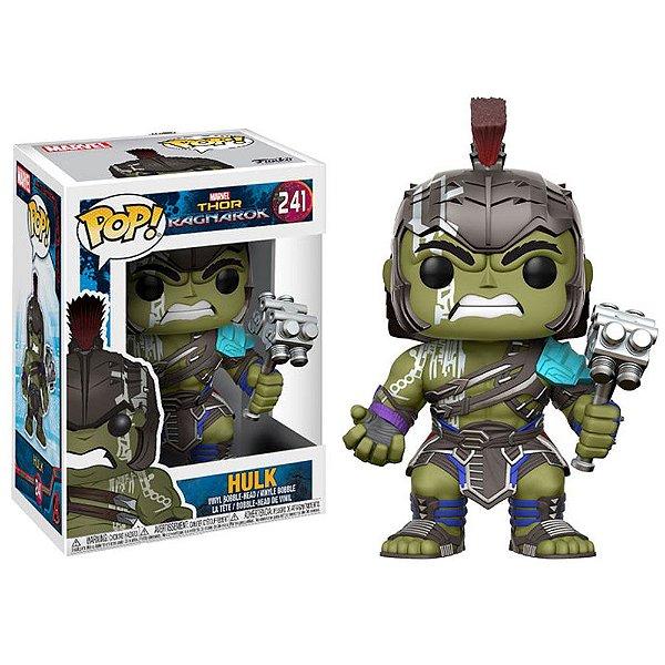 Boneco Funko Pop Marvel Thor Ragnarok Hulk