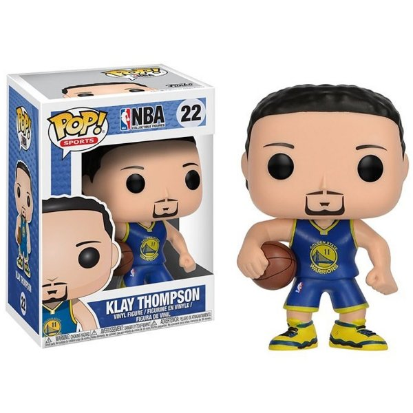 Boneco Funko Pop NBA Klay Thompson