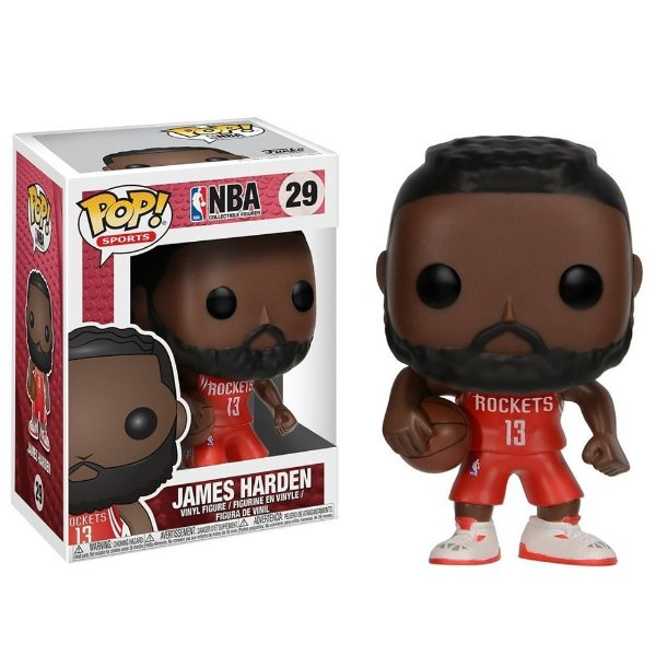 Boneco Funko Pop NBA James Harden