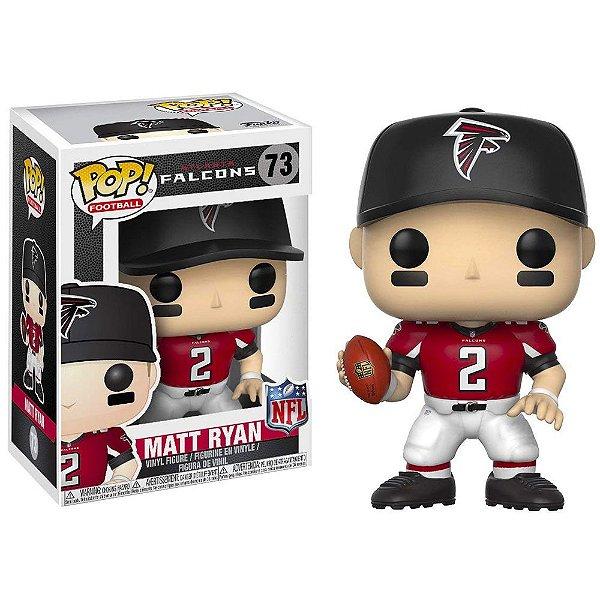 Boneco Funko Pop NFL Matt Ryan