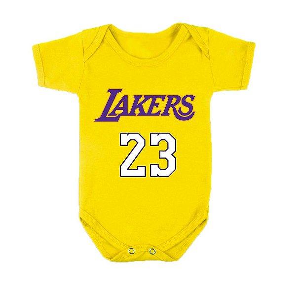 Body Infantil Los Angeles Lakers Lebron James