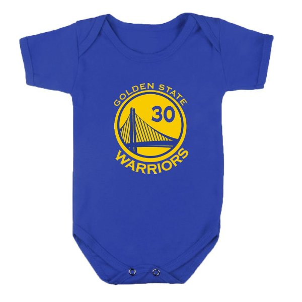 Body Infantil Golden State Warriors Stephen Curry