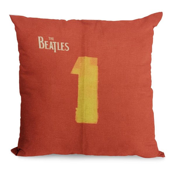 Almofada Beatles Number One 45x45