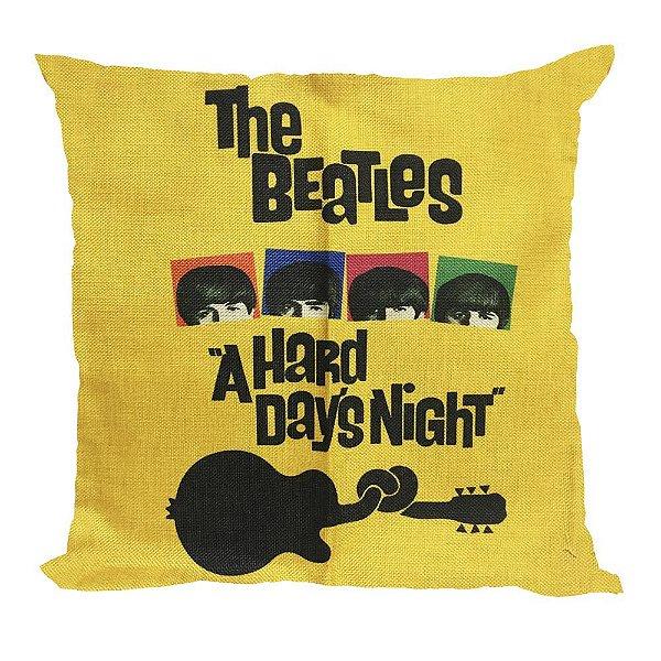 Almofada Beatles A Hard Day's Night 45x45