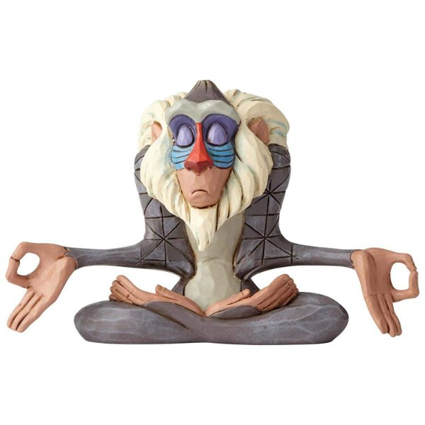 Enesco - Disney: O Rei Leão - Rafiki