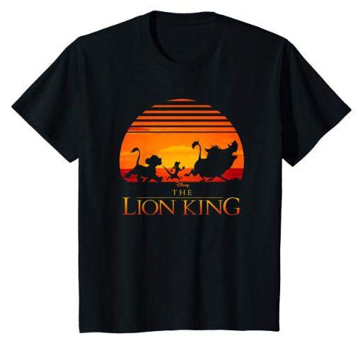 Camiseta Juvenil Disney O Rei Leão