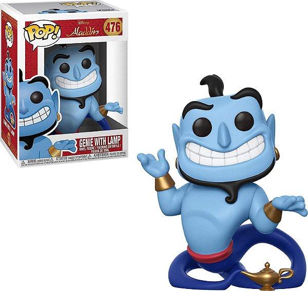 Funko Pop Disney Aladdin - Gênio da Lâmpada