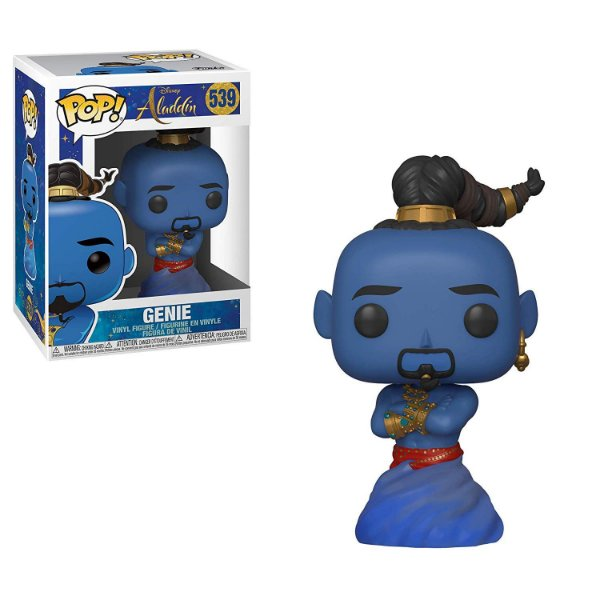 Funko Pop Disney Aladdin Live Action - Gênio
