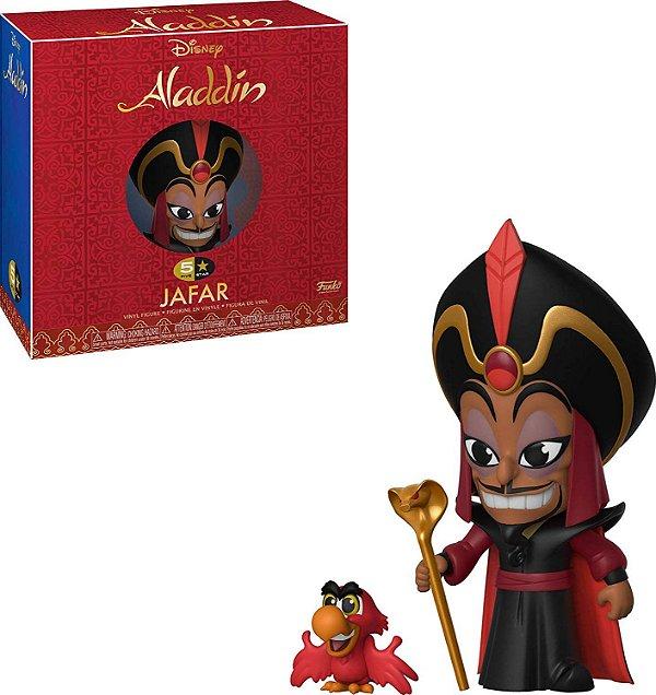 Funko 5 Star Disney Aladdin - Jafar e Iago